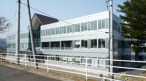 相馬看護専門学校校舎建設